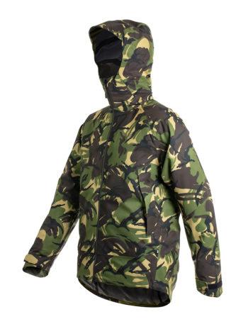 Fortis Eyewear Marine Jacket DPM Waterproof Jacket for Fishing designed for movement