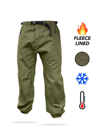 Fortis Fleece Lined Trail Pants