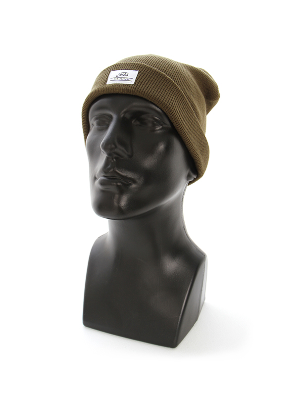 Fortis Fold Beanie Olive