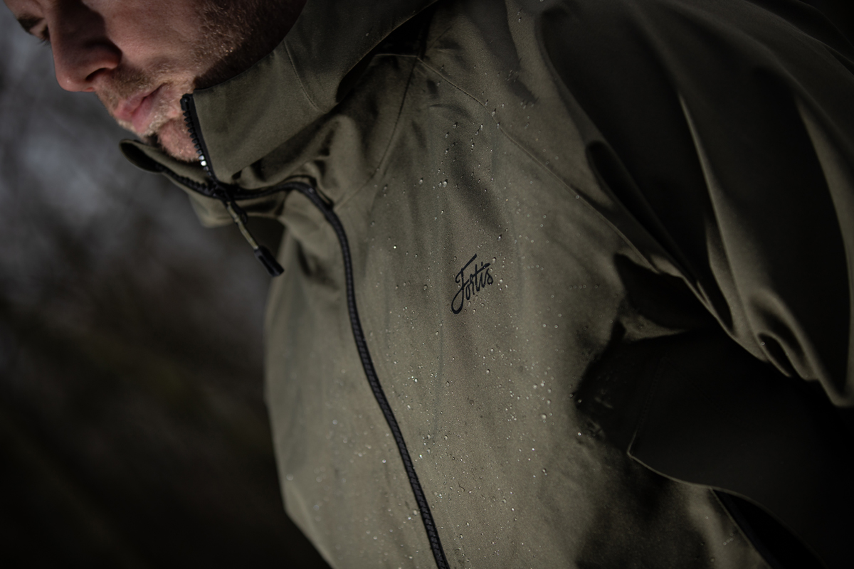 Fortis Marine Jacket Worn by the best Carp Anglers