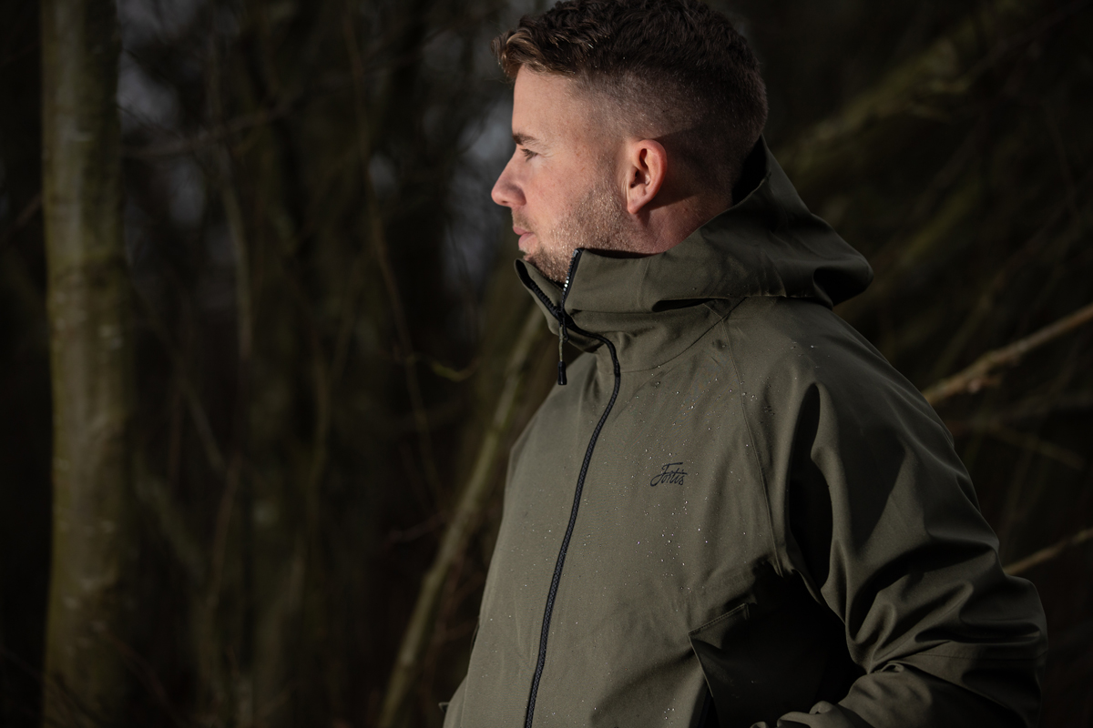 Fortis Marine Jacket for Angling