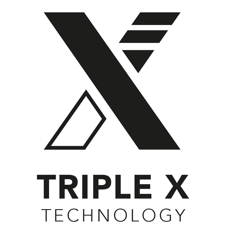 Fortis Eyewear Triple X Logo