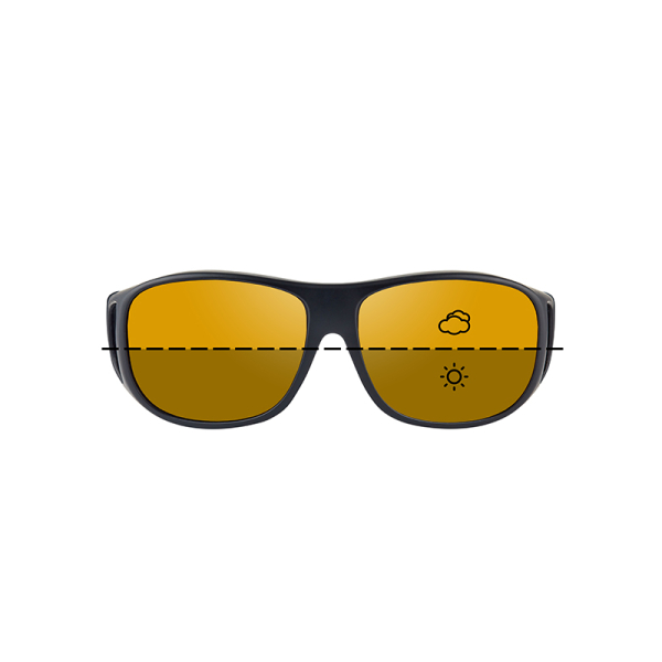 Fortis Eyewear OverWrap Switch Sunglasses
