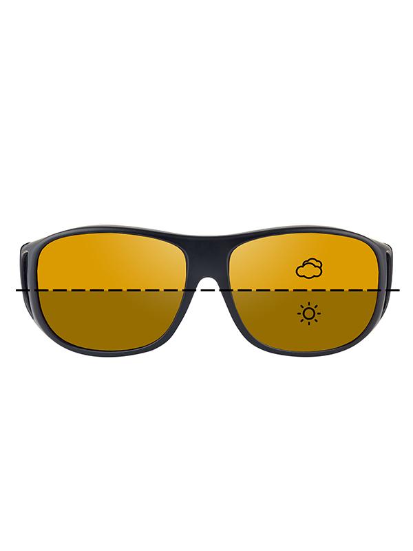 Fortis Eyewear OverWrap Switch Sunglasses