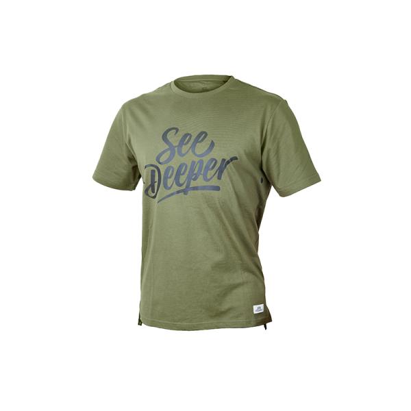 Fortis See Deeper Green T-Shirt